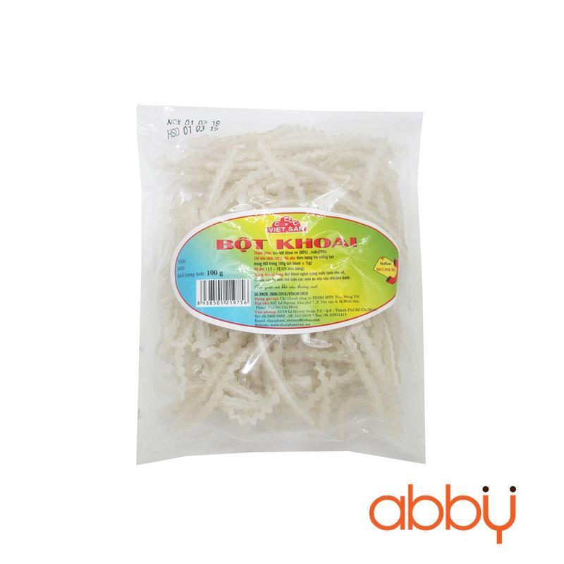 Bột khoai Việt San 100g