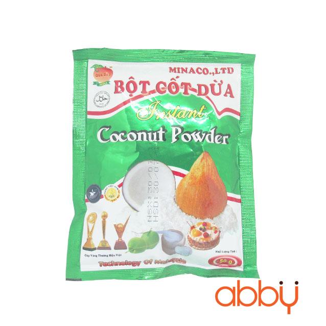 Bột cốt dừa Minaco 50g
