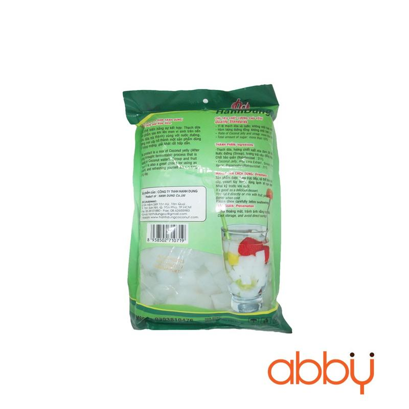 Thạch dừa nha đam Hạnh Dung 800g