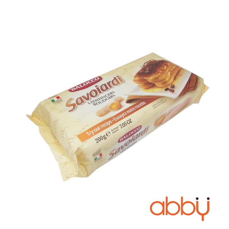 Bánh sampa Balocco Savoiardi 200g