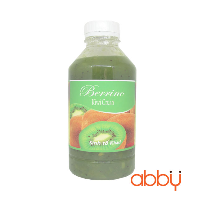 Sinh tố kiwi Berrino 1L