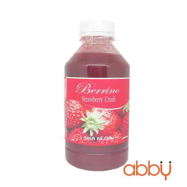 Sinh tố dâu tây Berrino 1L