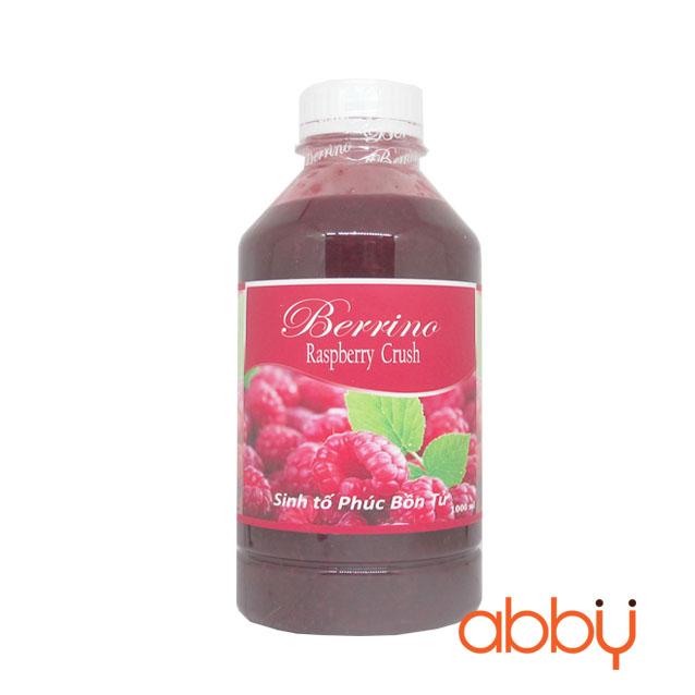 Sinh tố phúc bồn tử Berrino 1L