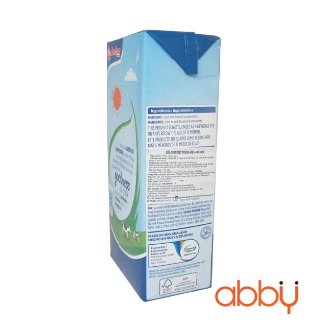 Sữa tươi nguyên kem Anchor 1L