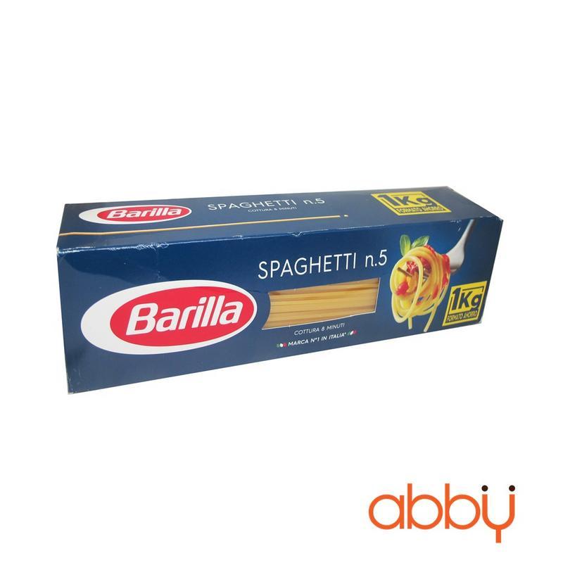 Mì Ý Spaghetti số 5 Barilla 1kg