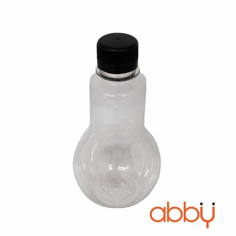 Chai nhựa PET bóng đèn 350ml