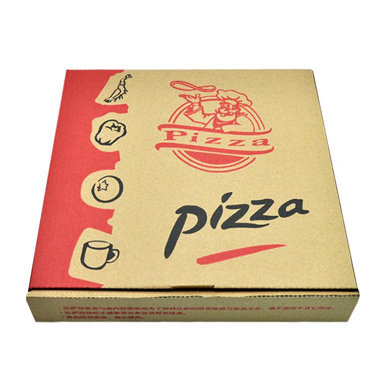 Hộp pizza 24cm