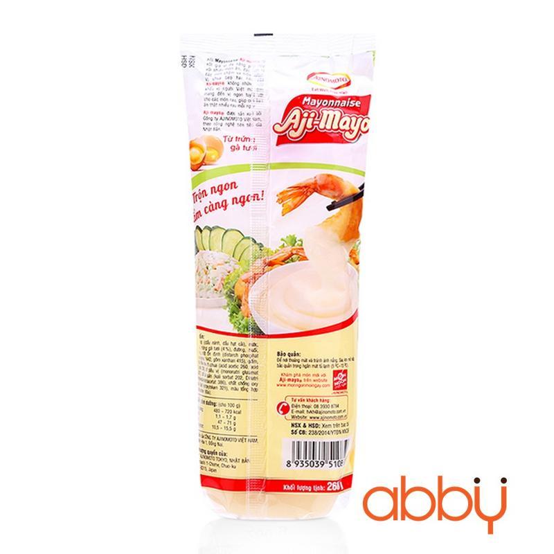 Sốt mayonnaise Ajinomoto 260g