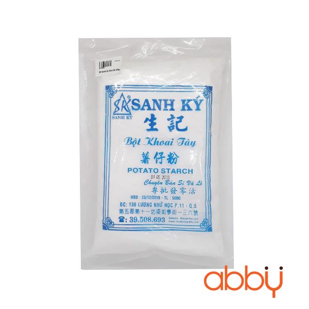 Bột khoai tây Sanh Ký 500g