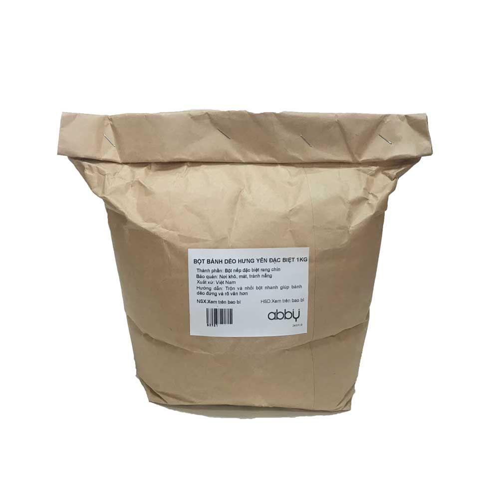 Bột bánh dẻo Hưng Yên đặc biệt 1kg