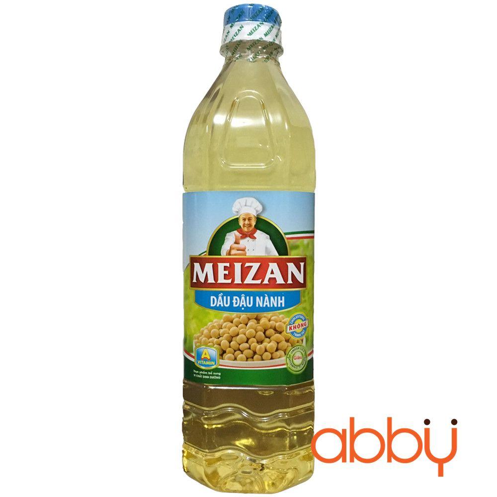 Dầu đậu nành Meizan 1L