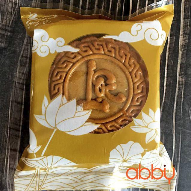 Túi đựng bánh trung thu 200-250g sen vàng (10 túi)