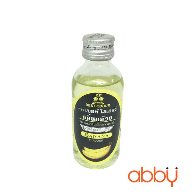 Tinh dầu chuối Best Odour Thái 60ml