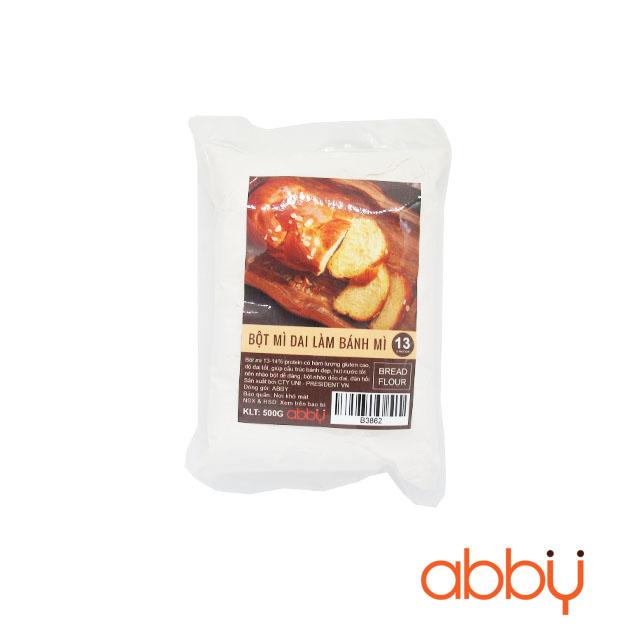 Bột mì dai làm bánh mì (bread flour) 500g