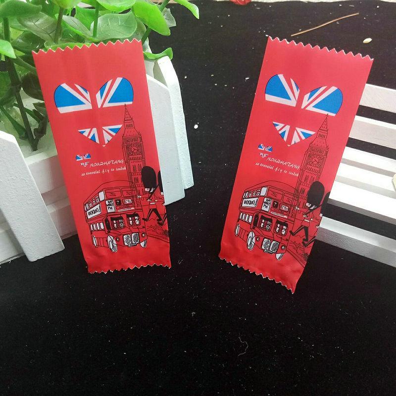 Túi đựng kẹo London 10x4cm (10 chiếc)