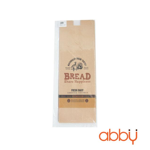 Túi đựng bánh mì Baking 32x12x9cm (10 chiếc)