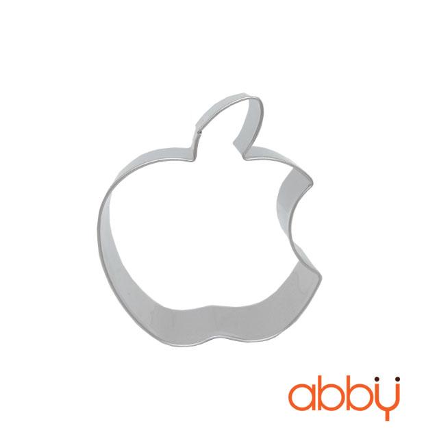 Khuôn nhấn inox hình quả táo Iphone