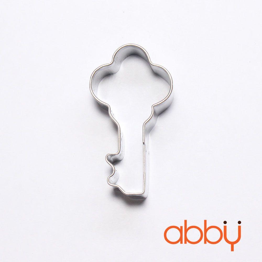 Khuôn nhấn inox hình chìa khóa