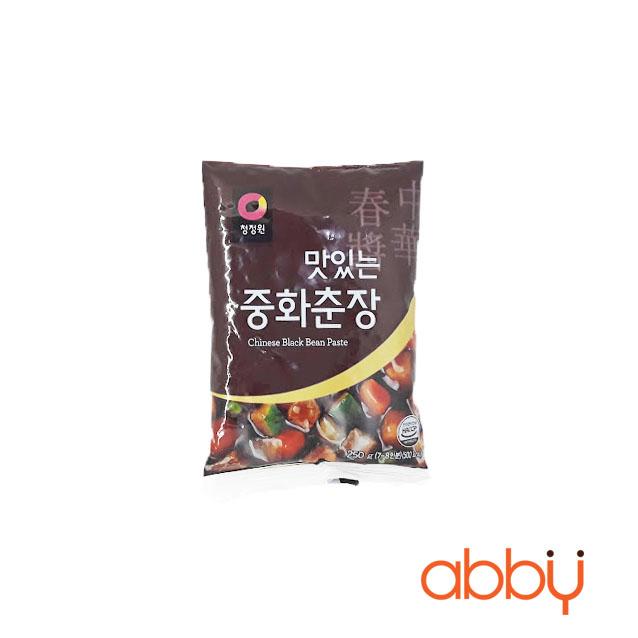 Sốt tương đen Hàn Quốc 250g