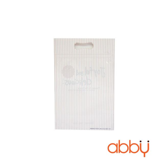 Túi zip in hình 23x15cm Joyful and delicious (5 chiếc)