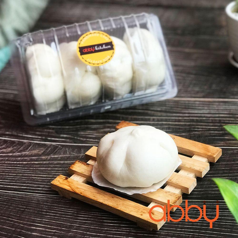Bánh bao thập cẩm 2 trứng (hộp 4 chiếc)