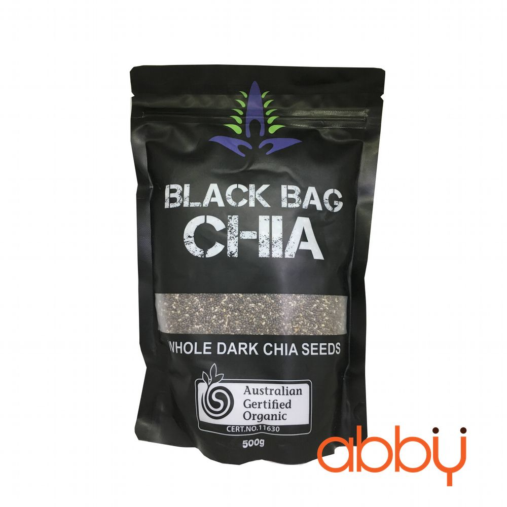 Hạt chia Black Bag Australia 500g