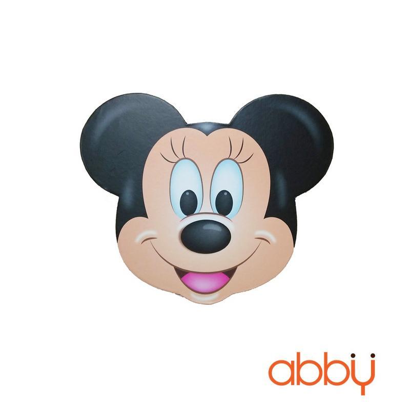 Hộp socola hình Mickey 24 viên màu đen trắng