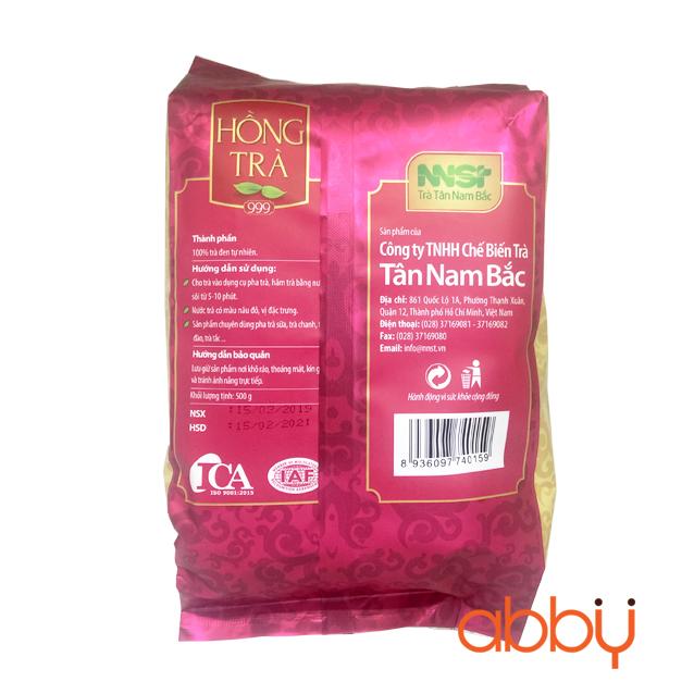 Hồng trà Tân Nam Bắc 500g