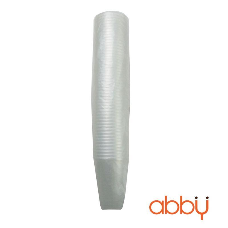 Cốc nhựa đáy bầu 500ml (dây 50 cốc không nắp)