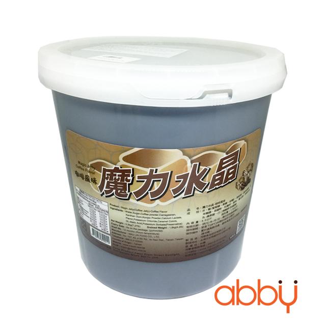 Thạch cà phê Mau Lin 3.3kg
