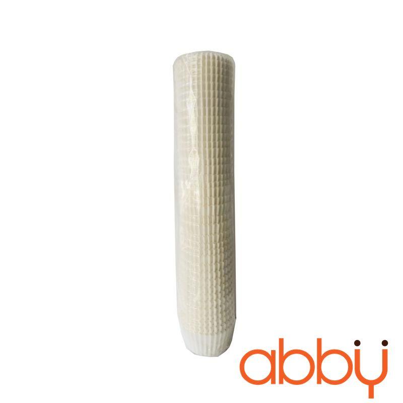 Cup giấy mềm trắng 9cm (khoảng 600 chiếc)