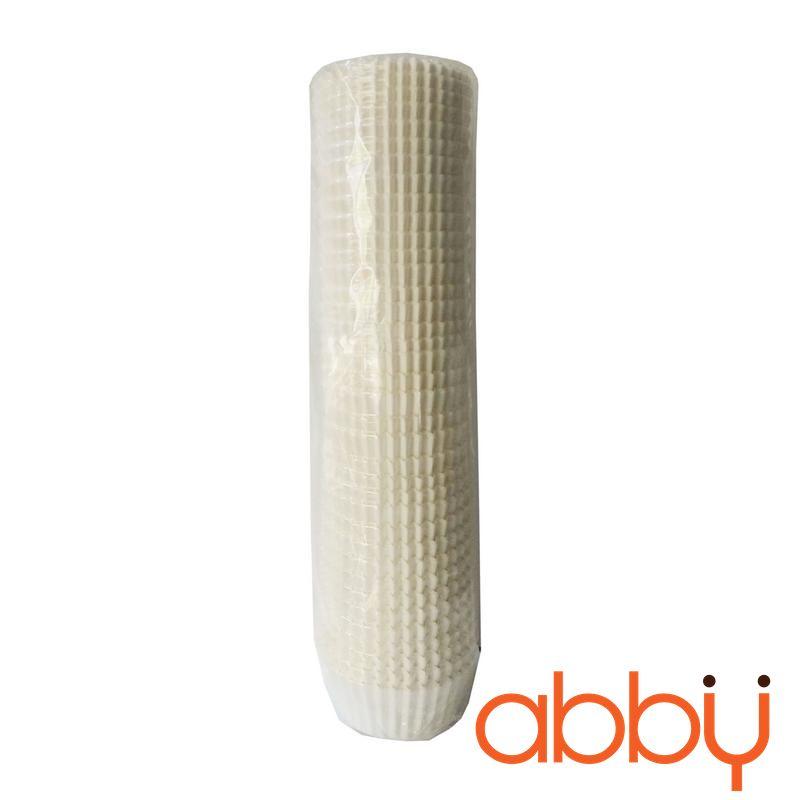 Cup giấy mềm trắng 12cm (khoảng 600 chiếc)