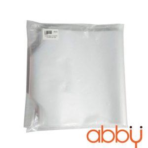 Túi nilon đựng 1 cốc trà sữa 17x28.5cm gói 200g