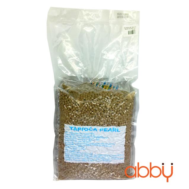 Trân châu đen caramel mini Đài Loan Andes 3kg
