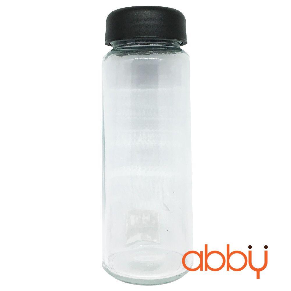 Chai thủy tinh nắp nhựa 500ml
