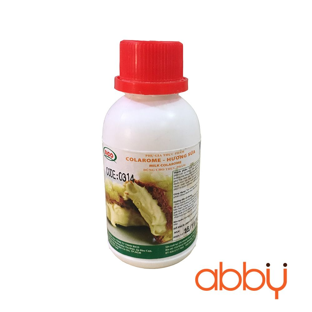 Hương sữa Bico 100g