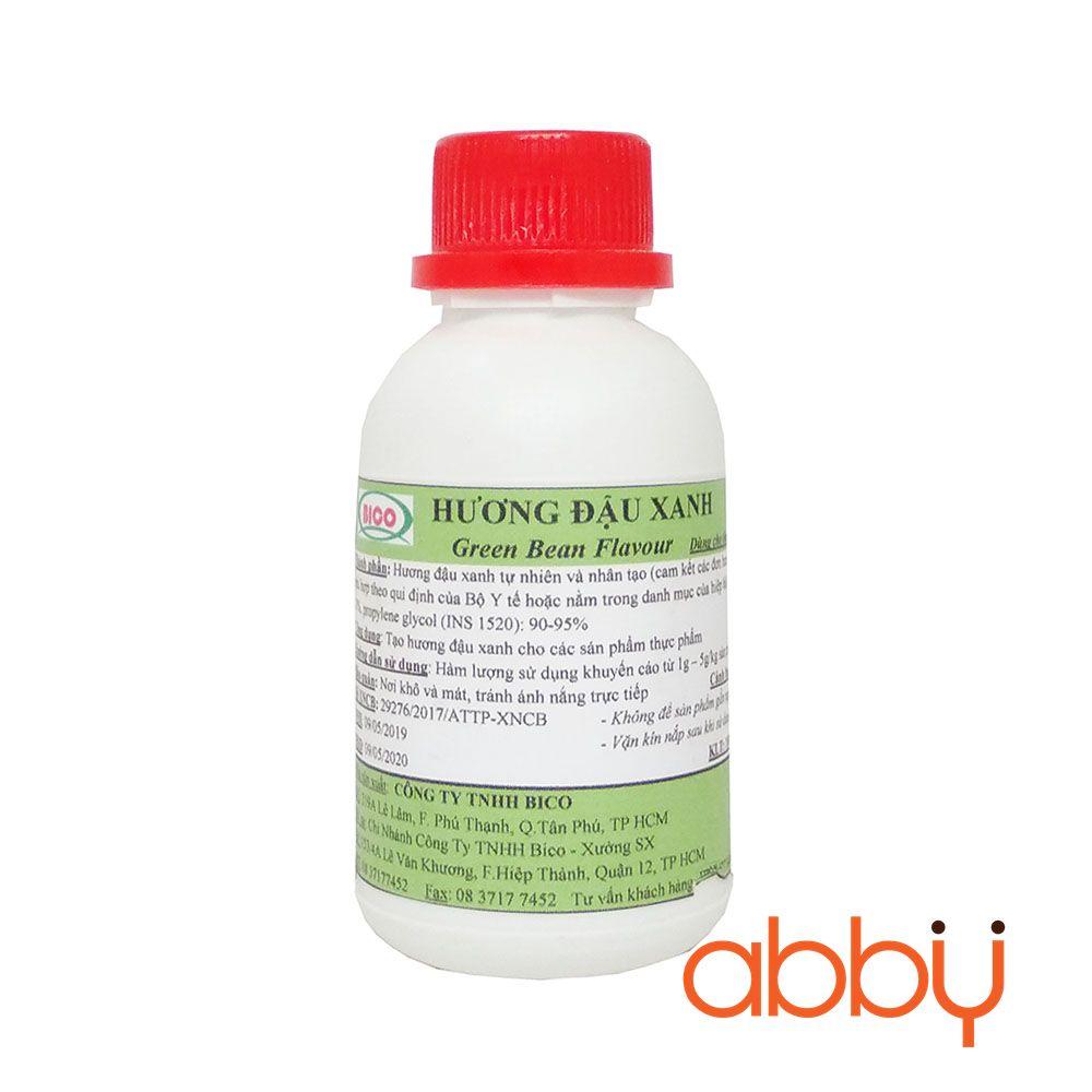 Hương đậu xanh Bico 100g