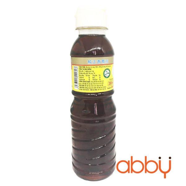 Dầu mè thơm nguyên chất 100% Nakydaco 250ml