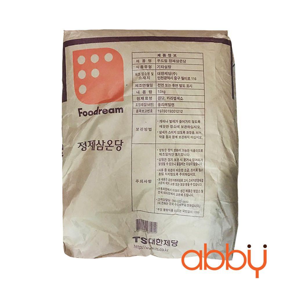 Đường nâu Hàn Quốc Foodream 15kg