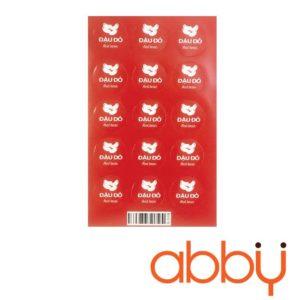 Tem nhân đậu đỏ (15 tem)