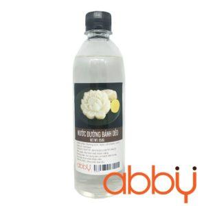 Nước đường bánh dẻo 550g