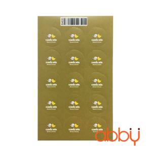 Tem nhân chuối dừa (15 tem)