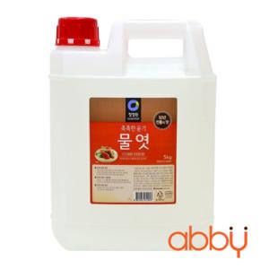 Mật ngô (nước đường) Hàn Quốc 5kg