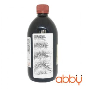 Tinh dầu vani Rayner 500ml