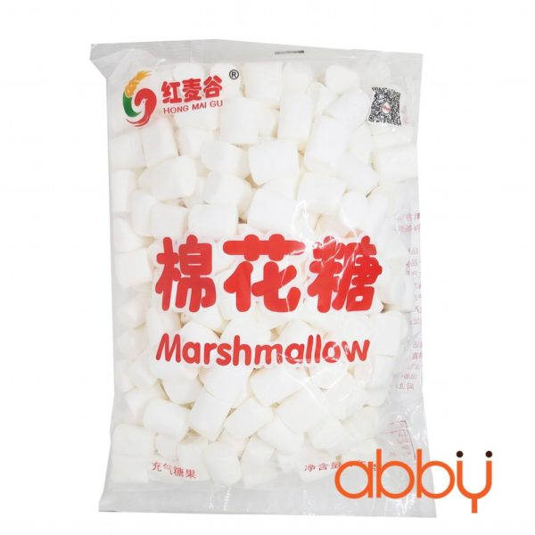Kẹo marshmallow trắng loại to 1kg