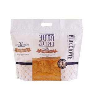 Túi zip đựng bánh mì Blue crete (5 chiếc)