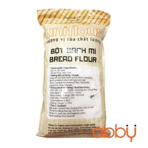 Bột bánh mì bread flour Uniflour 2kg