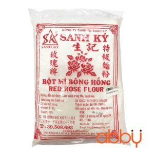 Bột mì bông hồng đỏ Sanh Ký 1kg