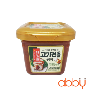Tương chấm thịt nướng Hàn Quốc 450g