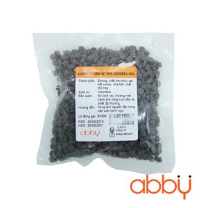 Chocochip đen hạt nhỏ Indonesia 100g